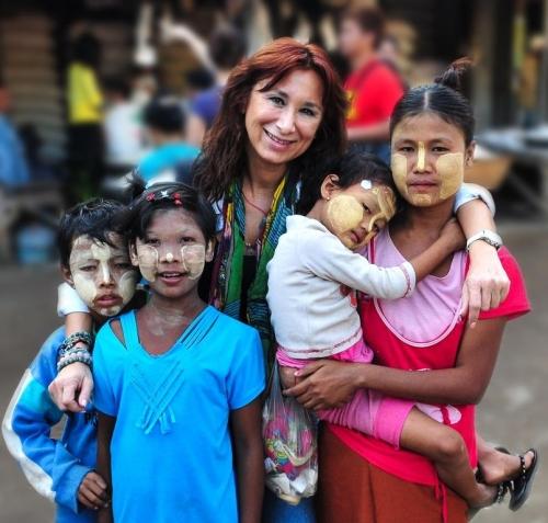Christina Myanmar