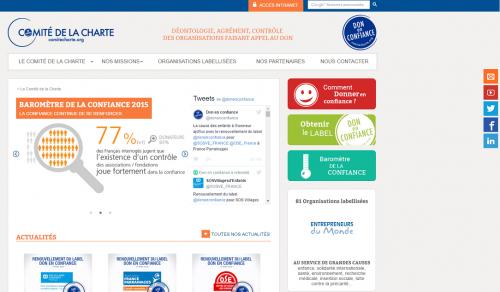 site comite charte