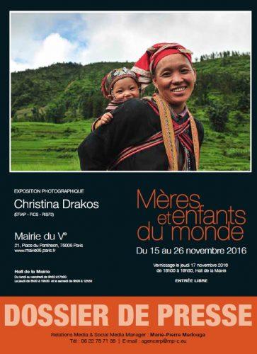 Dossier de presse expo Mères et enfants du monde