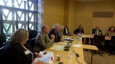 conférence de presse AVE - Jean-Jacques Bridey, Député-maire de Fresnes