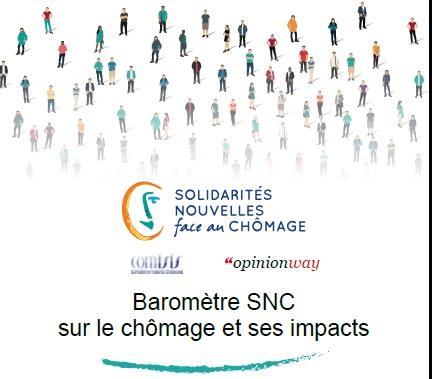 Barometre SNC sur le chômage et ses impacts