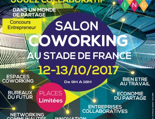 L'agence MP & C, partenaire du salon du Coworking au stade de France