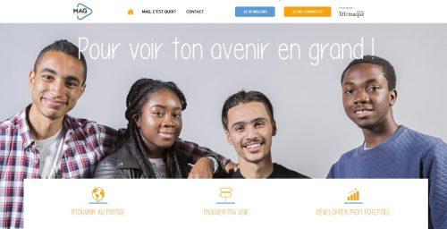 MAG la plateforme WEB - Institut Télémaque