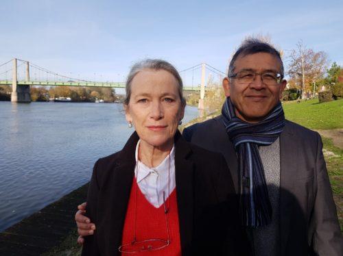 Martine Cartier et Rodrigo Da Costa